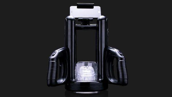 masturbator flashlight quickshot launch