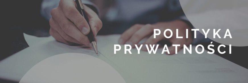 polityka prywatności featured image