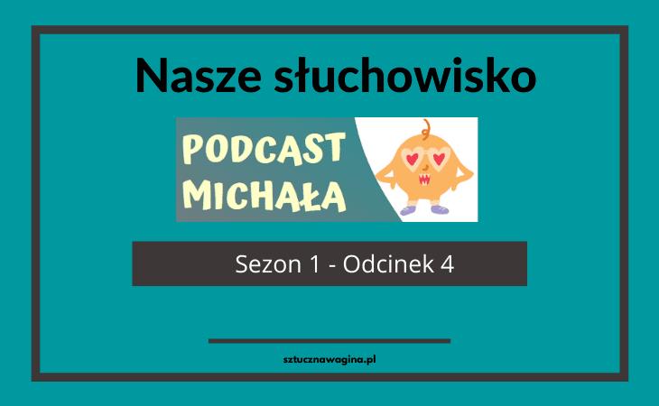 Podcast Michala odcinek 4 main header Claire Castel